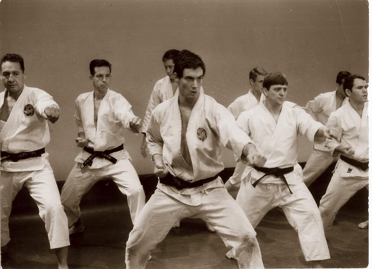 American amateur karate