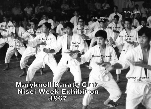 1967_nisei_week_maryknoll_group